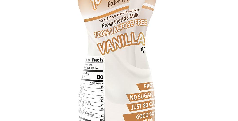 Vanilla Milk 7 oz