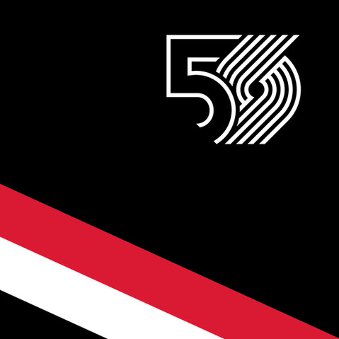 50: AN A-Z GUIDE THROUGH THE PORTLAND TRAIL BLAZERS 50TH ANNIVERSARY