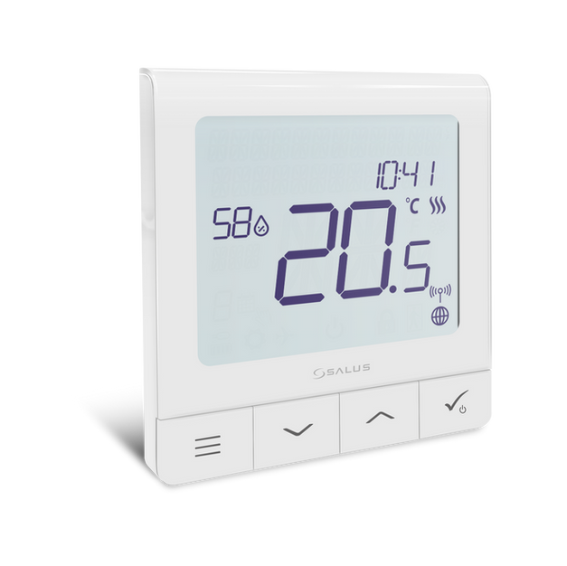 Quantum- Programable Room Thermostat