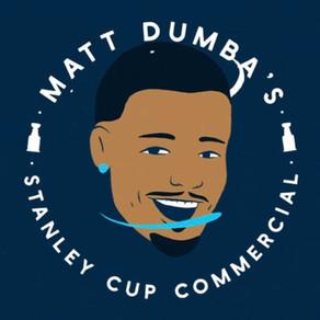 Matt Dumba's Ultimate Stanley Cup Commercial