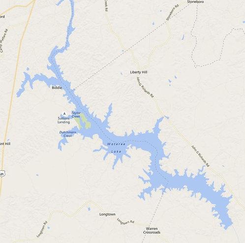 Dec 5th 2020 Wateree / Fishing Creek SC