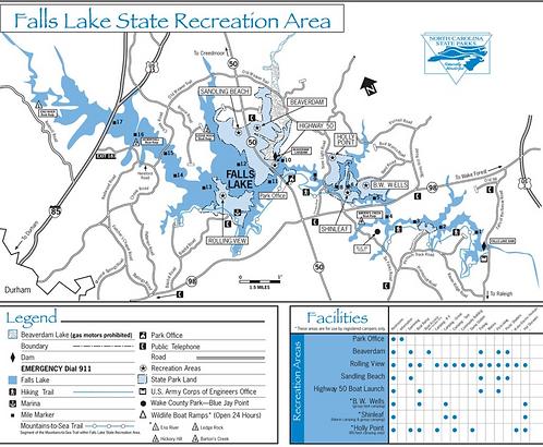 Feb 6th 2021 Falls Lake NC