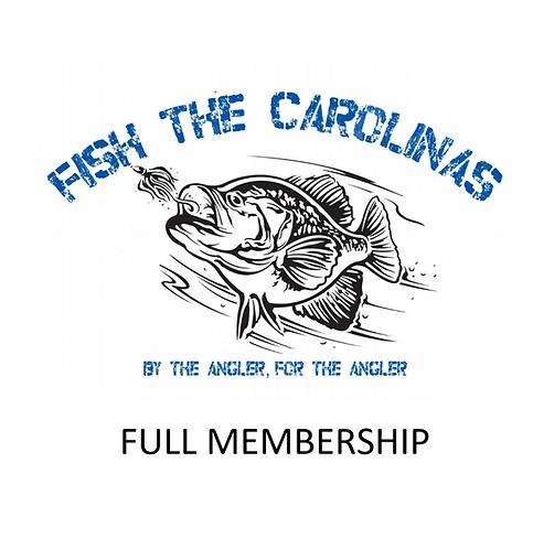 Full Membership Single Person