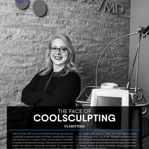 Dr. Harper recognized by Indianapolis Monthly