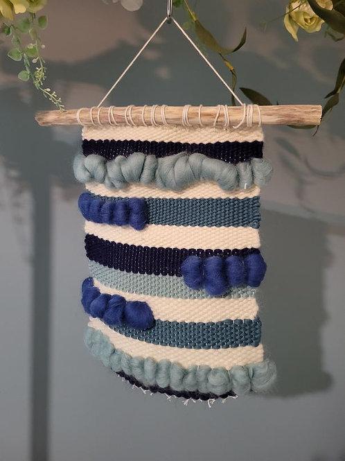 Woven Wall Hanging, Weaving Wall Hanging