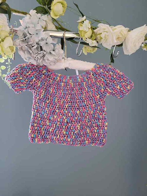 Rainbow Baby Sweater