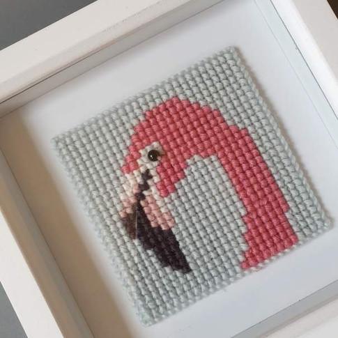 Coss Stitch Art Frames