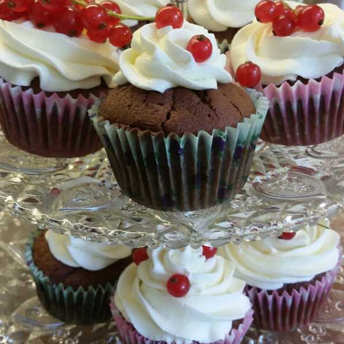 Red Currant & Chocolate