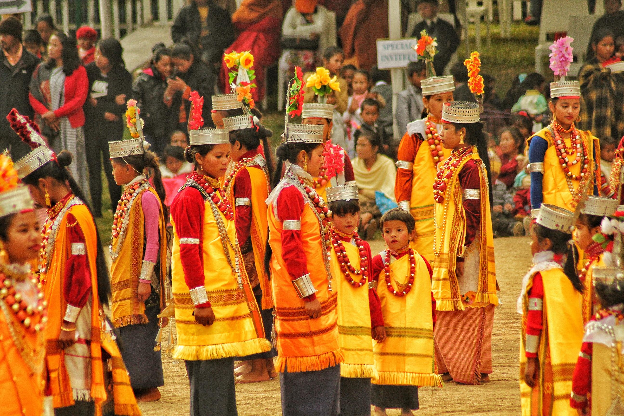 Nongkrem dance festival