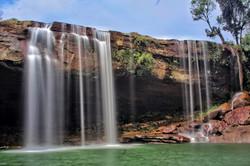 Krang Shuri Waterfall