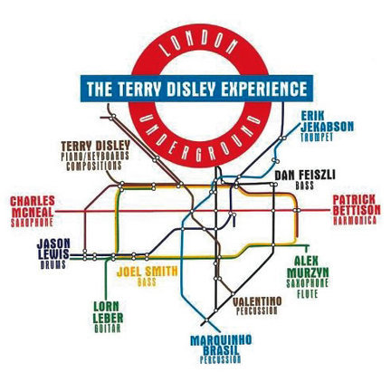 TERRY DISLEY - LONDON UNDERGROUND