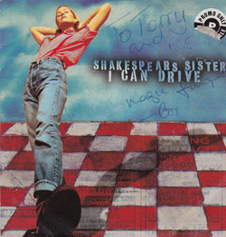 SHAKESPEAR'S SISTER - I CAN DRIVE