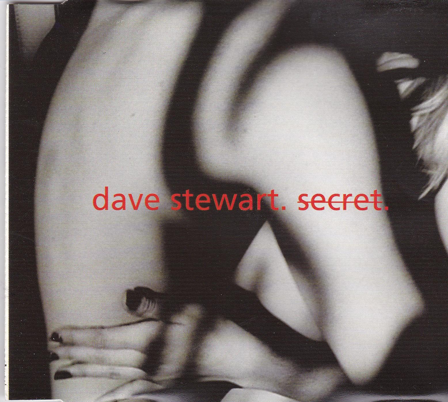 DAVE STEWART - SECRET )SINGLE)