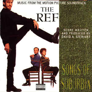 THE REF - MOVIE SOUNDTRACK