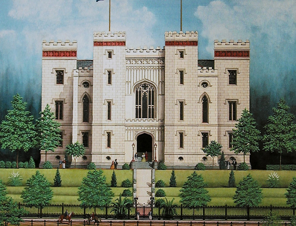 Louisiana State House
