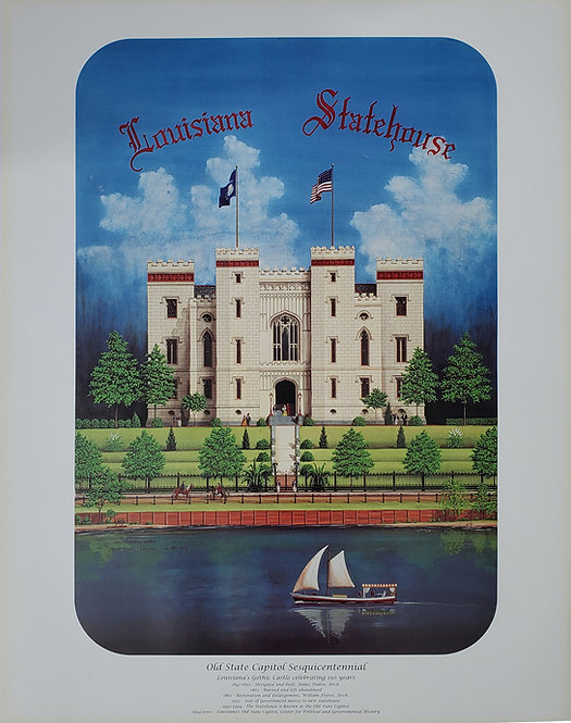 Louisiana Statehouse