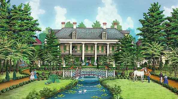 Tezcuco Plantation Home