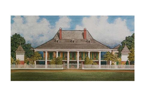 d'Estrehan Plantation Home