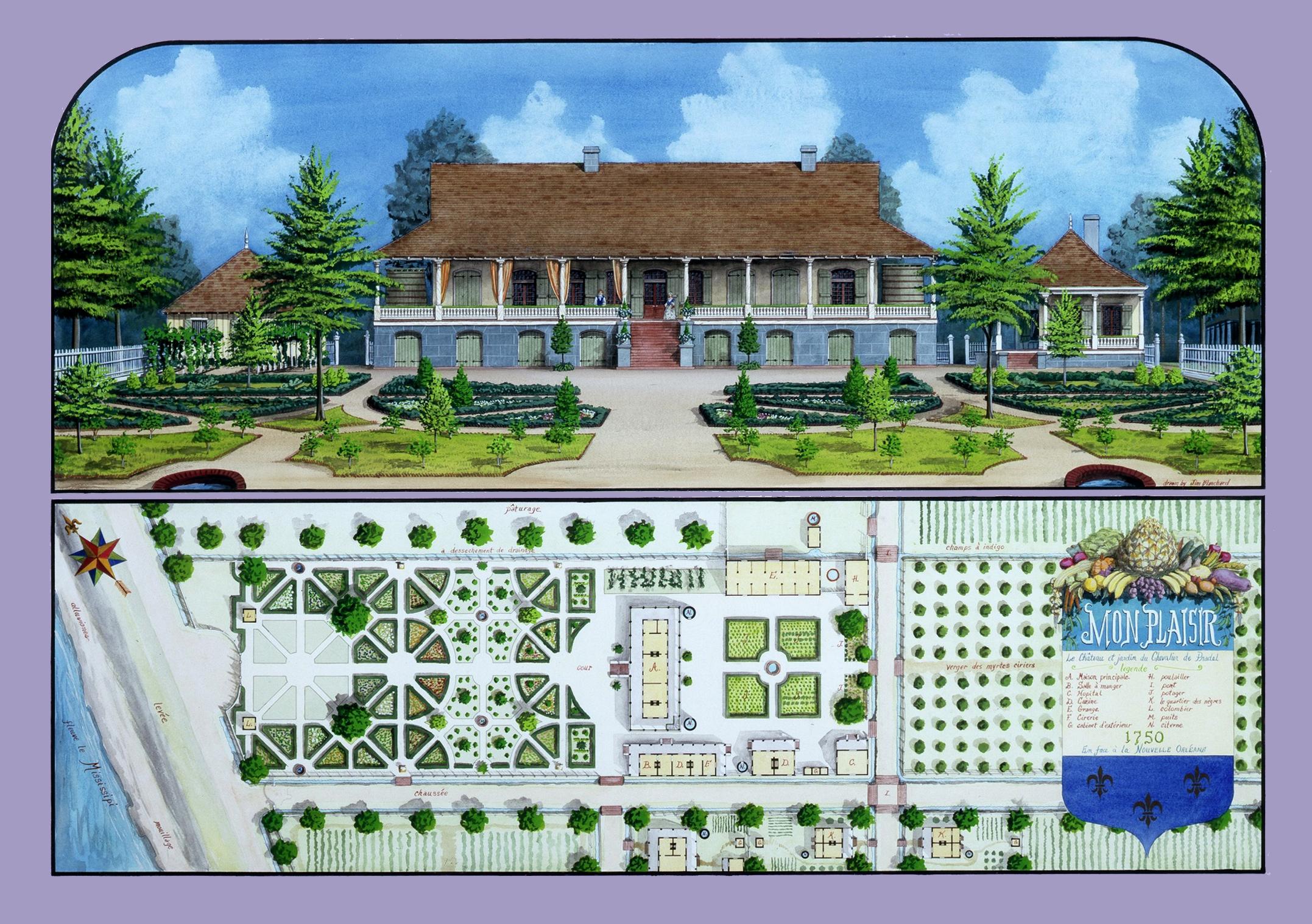 Pradel Estate