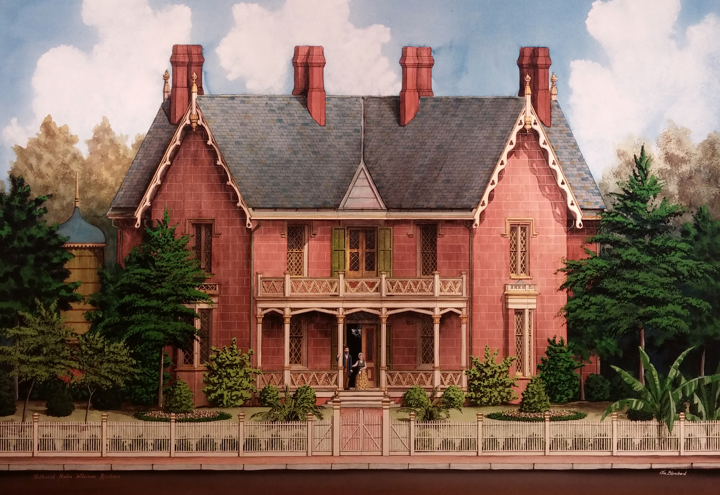 Wilkinson+House