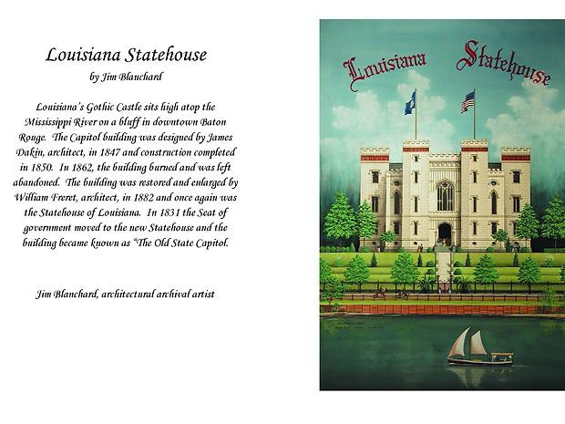 JDB - Notecards - Louisiana Statehouse.j