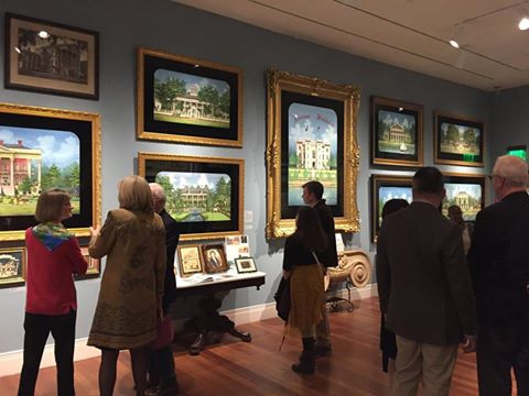 Join me at the Ogden Museum of Southern Art   -  Saturday Salon with Artist Jim Blanchard