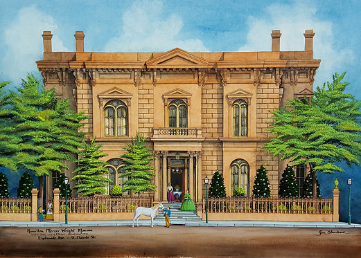 Wright Mansion
