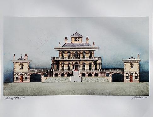 Luling Mansion