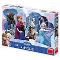 Disney Frozen Puzzle by BTG Middle East