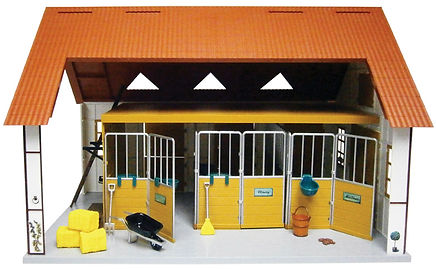Saddle Pals Stable with Access - BTG Middles East - Dubai Toy Distributor