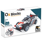Ox Blocks 0102 - Remote control Car - USA Brand  similar to Lego - Dubai BTG