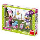 Disney Minnie in Paris Puzzle - BTG Middle East - Dubai