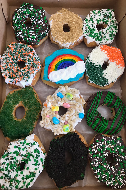 St. Patrick's Day Mixed Dozen (order by 6PM the day before)