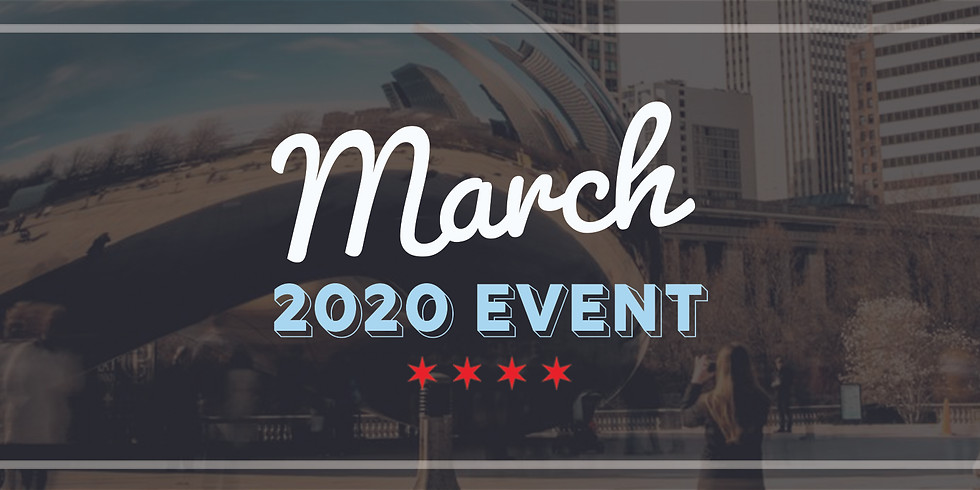 Chicago Pre-Sales Community | March 2020 | Zoom: https://zoom.us/j/242580132