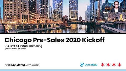 Chicago Pre-Sales | March 2020