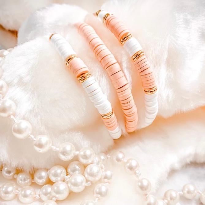 Heishi Bead Bracelet Classes