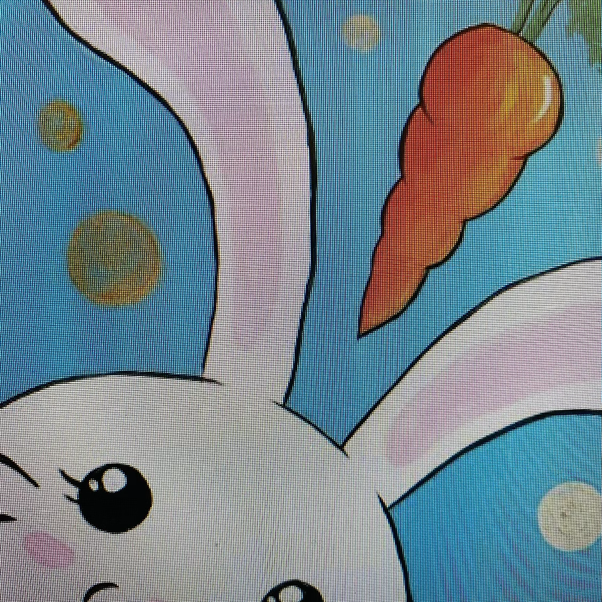 Kids' Easter canvas (ages 5 and up)