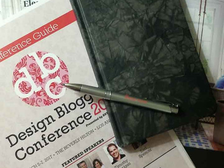 Favorite Things (from a Blogging Conference) that Apply to a Designed Life