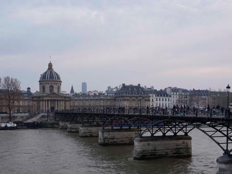 Living Parisian, Part 2 - La Marais, Picasso Museum, and the Seine