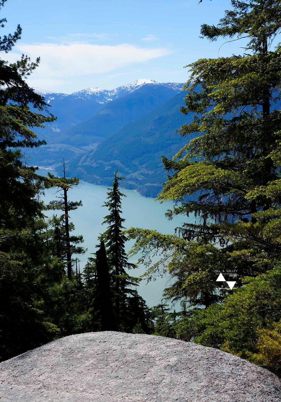 mountains trees sound