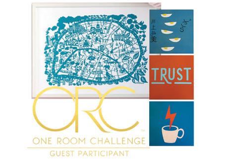 One Room Challenge - Week One