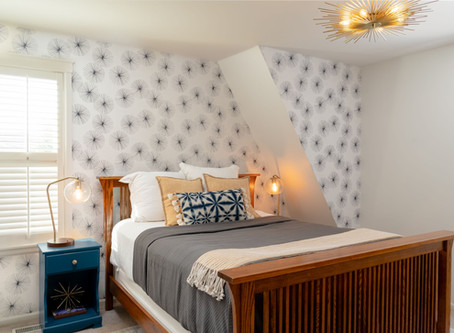 One Room Challenge   The REVEAL   Master Bedroom Re-imagined