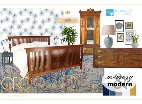 One Room Challenge | Week 2 | Master Bedroom