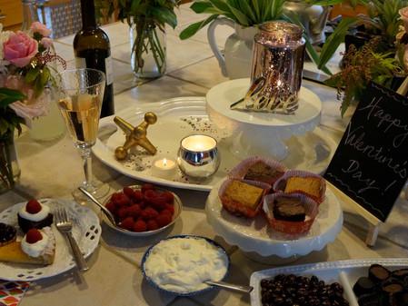 Valentine's Dessert Party