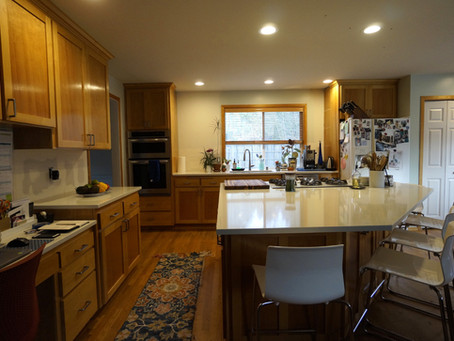 Confessions of an Absentee Blogger and Kitchen Renovation Musings