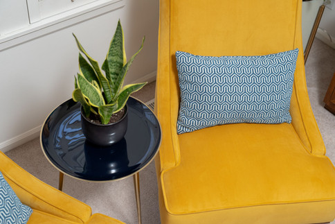 master suite - sitting area