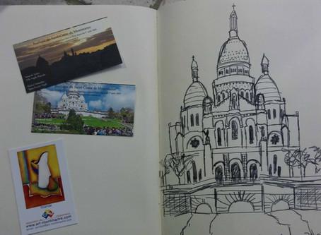 Living Parisian, Part 3 - Sacré-Coeur and Montmartre