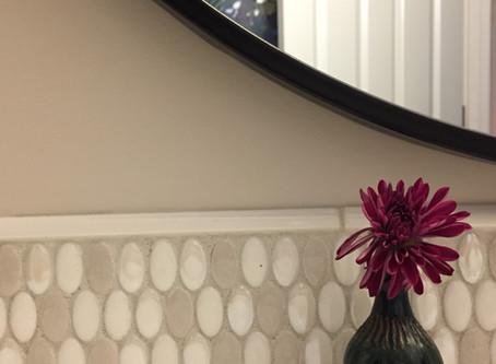 One Room Challenge - Week 5 - Backsplash Tile & What's Left to Do!