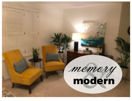 One Room Challenge | Week 5 | Master Bedroom (decor and art)