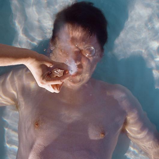 Bruce Charlesworth-Smoke-2005-from Serum series-color photograph